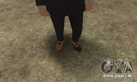 Mens Look [HD] pour GTA San Andreas troisième écran