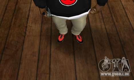 Ballas Cool Pack für GTA San Andreas zweiten Screenshot
