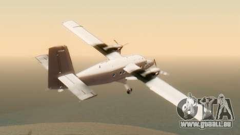 DHC-6-300 Twin Otter pour GTA San Andreas laissé vue