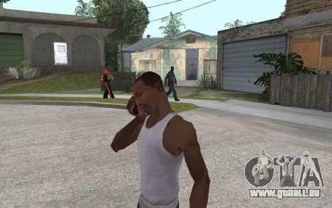 Combiné pour GTA San Andreas troisième écran