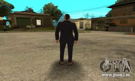 Mens Look [HD] pour GTA San Andreas septième écran