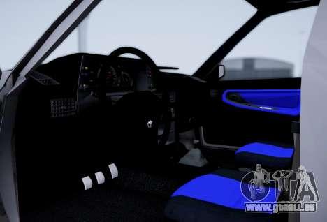 Daewoo Nexia 2006 pour GTA San Andreas vue de côté