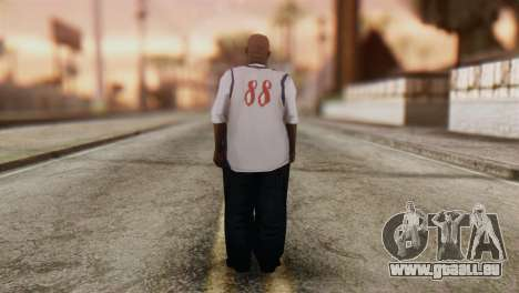 Big Smoke Skin 3 pour GTA San Andreas troisième écran