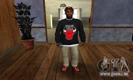 Ballas Cool Pack für GTA San Andreas dritten Screenshot
