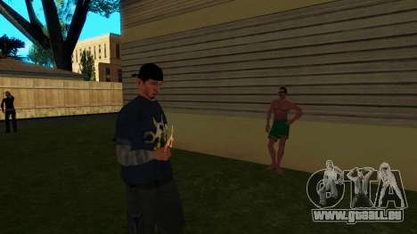 Party in Jefferson für GTA San Andreas siebten Screenshot