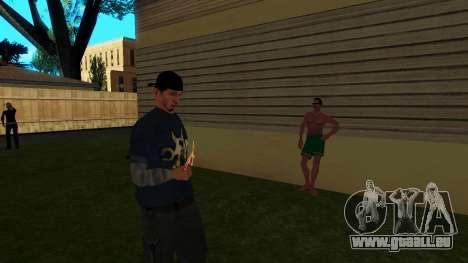 Party in Jefferson für GTA San Andreas siebten Screenshot