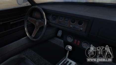 GTA 5 Pegassi Monroe IVF für GTA San Andreas rechten Ansicht