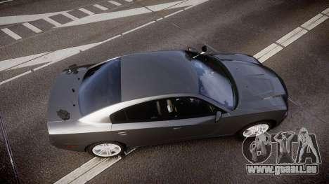Dodge Charger Traffic Patrol Unit [ELS] rbl pour GTA 4 est un droit