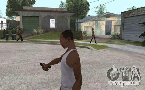 Combiné pour GTA San Andreas