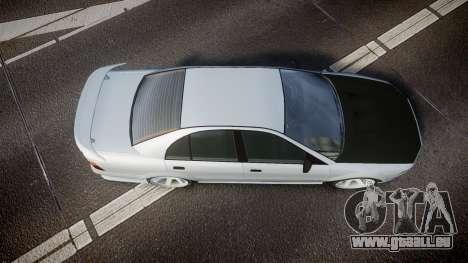 Maibatsu Vincent 16V Sport für GTA 4 rechte Ansicht