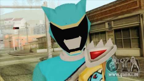 Power Rangers Skin 1 für GTA San Andreas dritten Screenshot