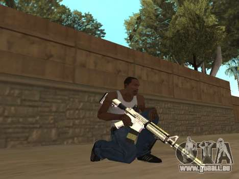 Chameleon Weapon Pack für GTA San Andreas her Screenshot