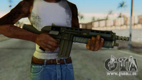 Assault Shotgun GTA 5 v1 pour GTA San Andreas troisième écran