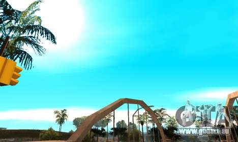 Perfect Weather and Effects for Low PC für GTA San Andreas fünften Screenshot