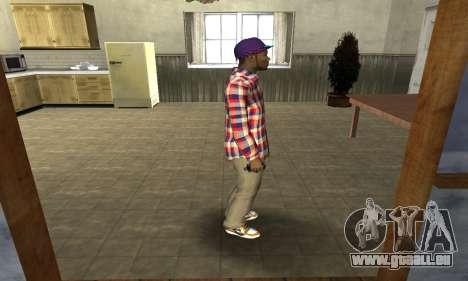 Ballas Cool Pack für GTA San Andreas neunten Screenshot