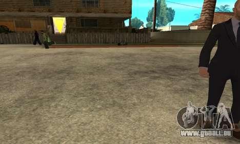 Mens Look [HD] pour GTA San Andreas quatrième écran