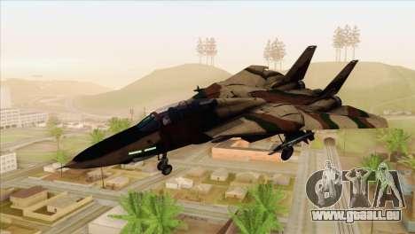 Grumman F-14A IRIAF pour GTA San Andreas