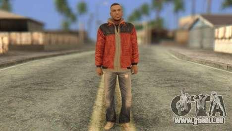Luis Lopez Skin v3 pour GTA San Andreas