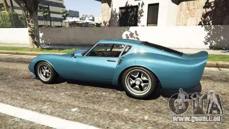 Super vitesse de la voiture pour GTA 5