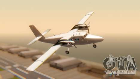 DHC-6-300 Twin Otter für GTA San Andreas