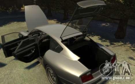 Pfister Alterego für GTA 4 Seitenansicht