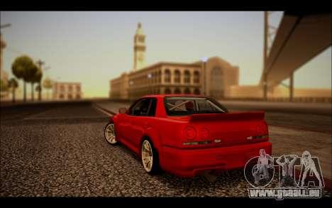Nissan Skyline (ER34) 2015 für GTA San Andreas linke Ansicht