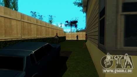 Party in Jefferson für GTA San Andreas sechsten Screenshot