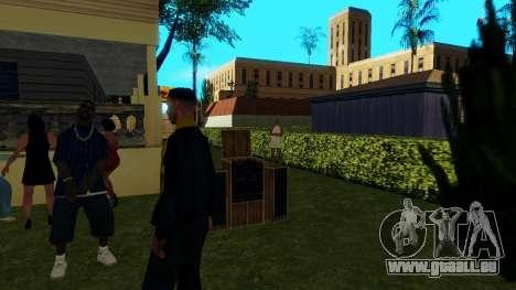 Party in Jefferson für GTA San Andreas fünften Screenshot