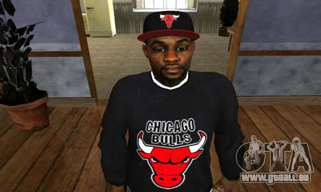 Ballas Cool Pack pour GTA San Andreas