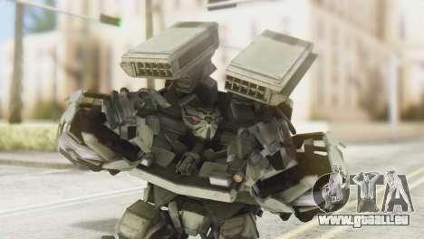 Des Titan Skin from Transformers pour GTA San Andreas