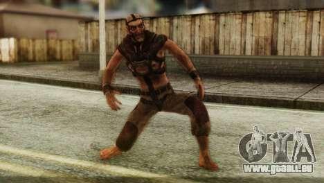 Lunatic NPC from Batman Arkham Asylum pour GTA San Andreas