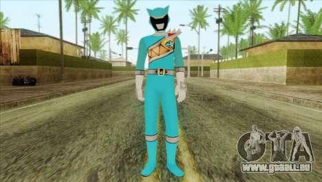 Power Rangers Skin 1 für GTA San Andreas