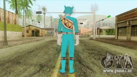 Power Rangers Skin 1 für GTA San Andreas zweiten Screenshot