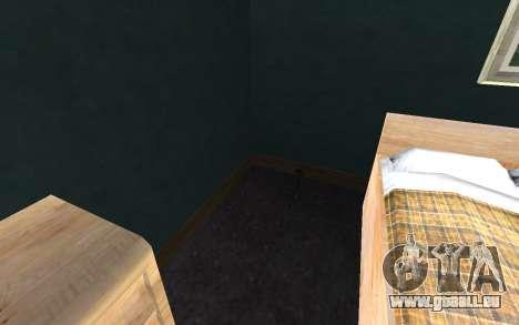 Combiné pour GTA San Andreas cinquième écran