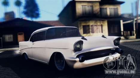 Chevrolet Bel Air 1957 FF Style für GTA San Andreas