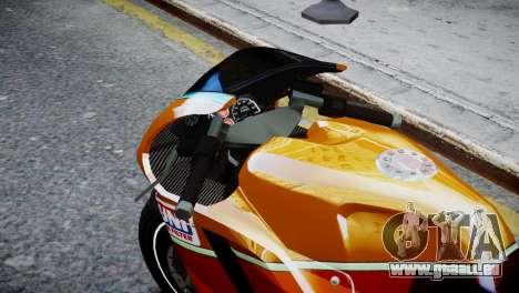 Bike Bati 2 HD Skin 1 pour GTA 4 est un droit
