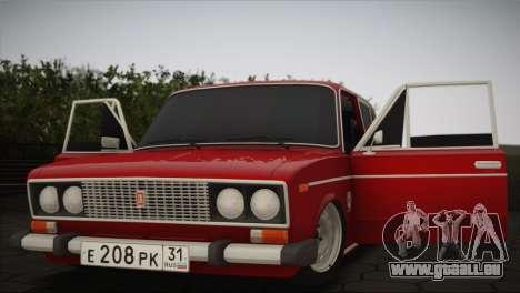 VAZ 2106 MansorY pour GTA San Andreas