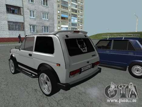 VAZ 2121 Niva für GTA San Andreas rechten Ansicht