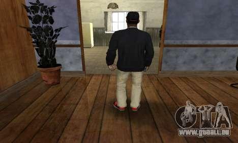 Ballas Cool Pack für GTA San Andreas fünften Screenshot