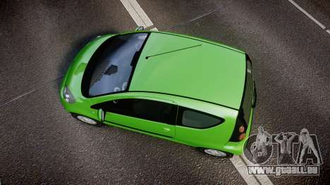 Citroen C1 2011 pour GTA 4 est un droit
