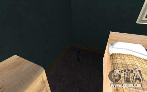 Combiné pour GTA San Andreas quatrième écran