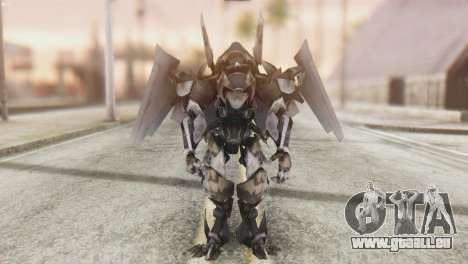 Breakaway Skin from Transformers für GTA San Andreas zweiten Screenshot
