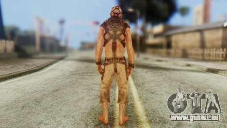 Lunatic NPC from Batman Arkham Asylum pour GTA San Andreas troisième écran