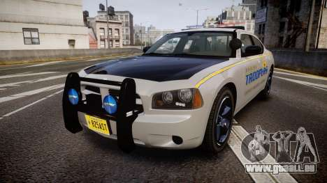 Dodge Charger Alaska State Trooper [ELS] pour GTA 4