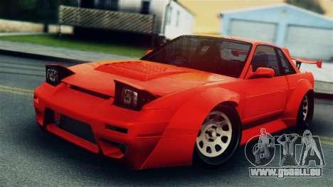 Nissan Onevia pour GTA San Andreas
