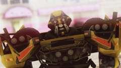 Ratchet Skin from Transformers v1 für GTA San Andreas