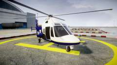 Buckingham Swift LCPD pour GTA 4