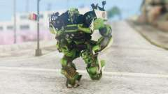 Ratchet Skin from Transformers v2 pour GTA San Andreas