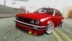 BMW M3 E30 B. O. Bau