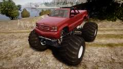 Albany Cavalcade FXT Cabrio Monster Truck pour GTA 4